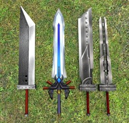 dissidia_final_fantasy_weapons For Garry's Mod Image 2