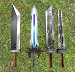 dissidia_final_fantasy_weapons For Garry's Mod Image 3