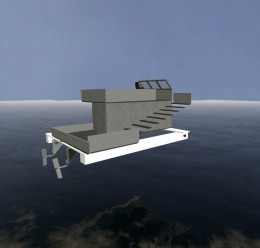 houseboat_v1.zip For Garry's Mod Image 2