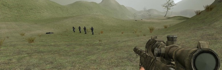 tactical_aggro_sniper.zip For Garry's Mod Image 1