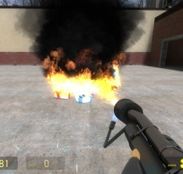 TF2 Flamethrower v1.1 For Garry's Mod Image 3