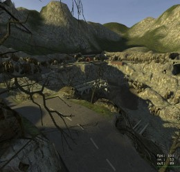 gm_mountaindrivev1.1.zip For Garry's Mod Image 1