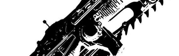 Chainsaw Gun Version 2.5