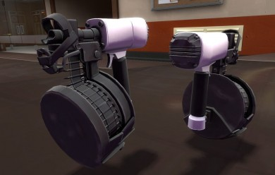 tf2_nailgun_model.zip For Garry's Mod Image 2