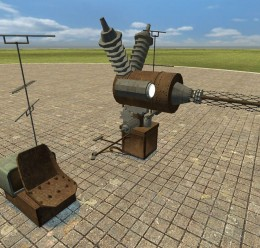 steampunk_turret.zip For Garry's Mod Image 1