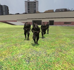 Nazi Zombies SNPCS V.2 For Garry's Mod Image 1
