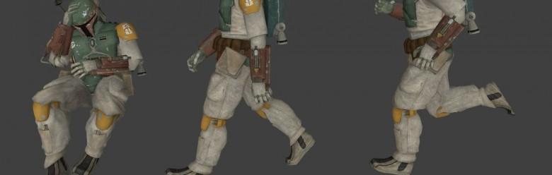 Star Wars TFU Boba Fett For Garry's Mod Image 1