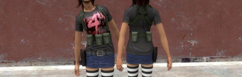 l4d_teen_angst_zoey_hexed.zip For Garry's Mod Image 1