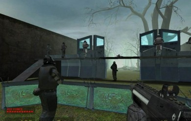forest_mission_beta1 For Garry's Mod Image 1