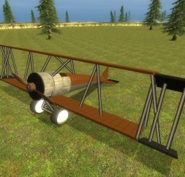 ww1_bi-plane.zip For Garry's Mod Image 1