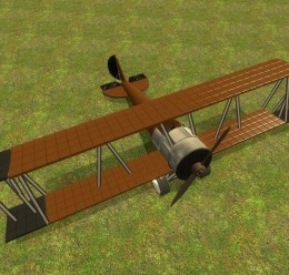 ww1_bi-plane.zip For Garry's Mod Image 3