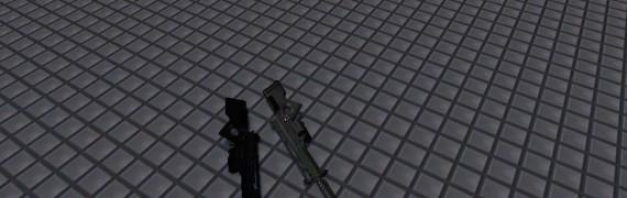 F.E.A.R. rifle