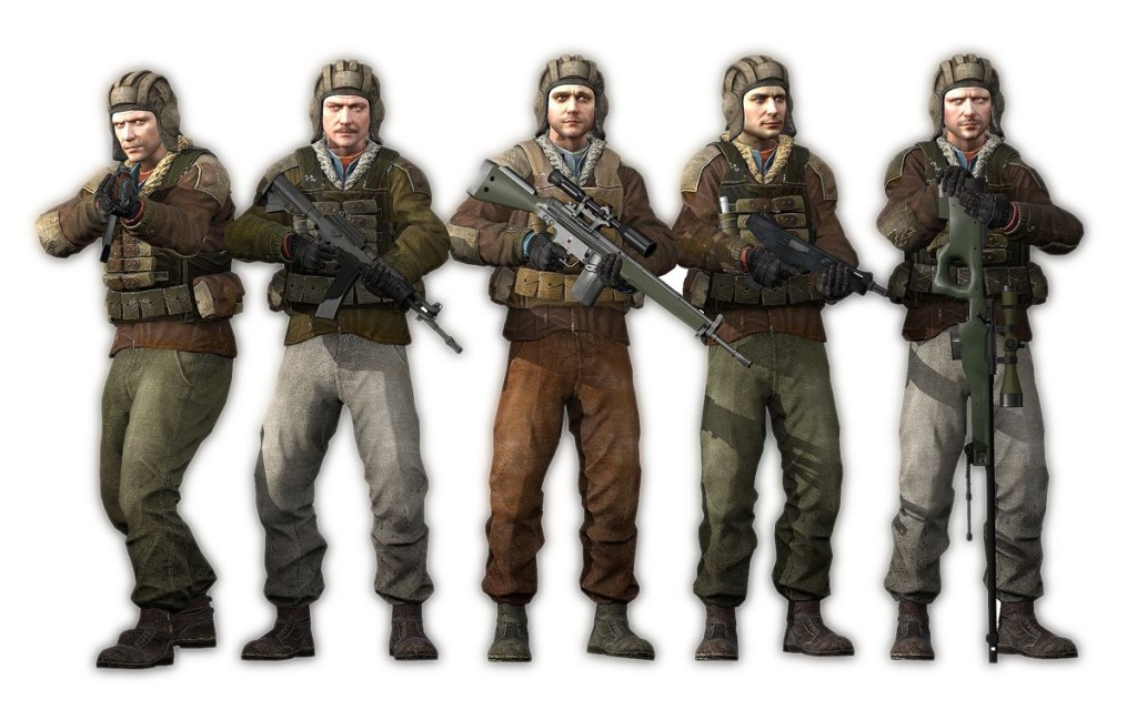 counter strike player skins