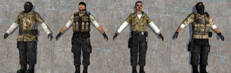 hexed_desert_terrorists.zip For Garry's Mod Image 1