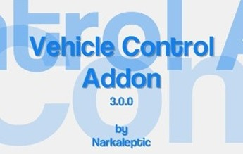 Vehicle Control 3.0.2 For Garry's Mod Image 1