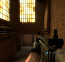 mw3_scar.zip For Garry's Mod Image 1
