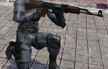 SolidSnakePlayerModel [2008] For Garry's Mod Image 1