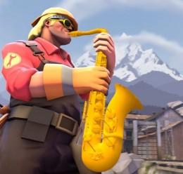 Saxophone prop For Garry's Mod Image 3