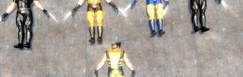 wolverine_comic_skins_hexed.zi For Garry's Mod Image 1