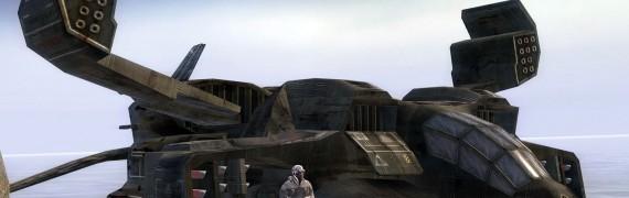 AVP Gunship
