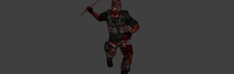 phoenix_zombie_player.zip For Garry's Mod Image 1