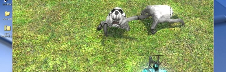 ghost_headcrab.zip.zip For Garry's Mod Image 1