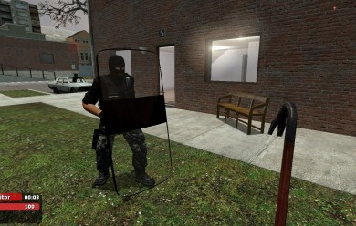 ttt_riot_shield.zip For Garry's Mod Image 1
