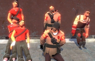 updated_beta_engi,_soldier,_an For Garry's Mod Image 1