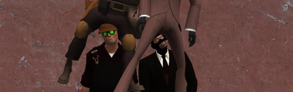 TF2 tactical class Spy and eng