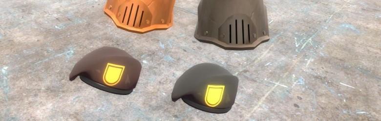 TF2 Rocket Man Helmet For Garry's Mod Image 1