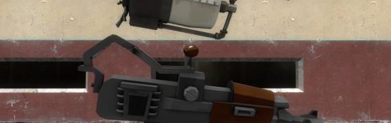 Autokiller Machine Gun