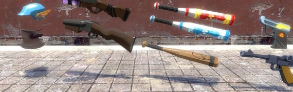 TF2 custom polycount Scout ite