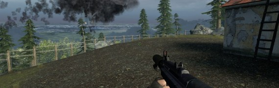 Halo 3 ODST SMG SWep + Bonus