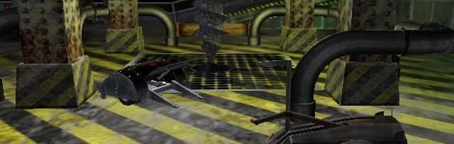 gm_robotwars_arena.zip For Garry's Mod Image 1