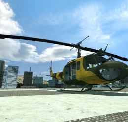 UH-1D Huey For Garry's Mod Image 1