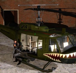 UH-1D and Patrol Boat, River For Garry's Mod Image 1