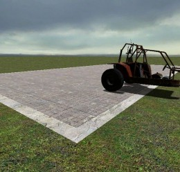 gm_completly_flatgrass.zip For Garry's Mod Image 1