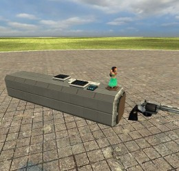X,Y,Z Auto Facer Turret For Garry's Mod Image 1