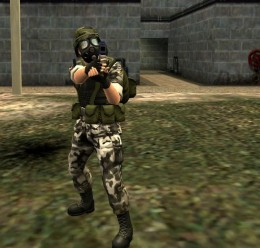 Adrian Shephard Playermodel. For Garry's Mod Image 3