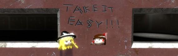 TAKE IT EASY! with bonus
