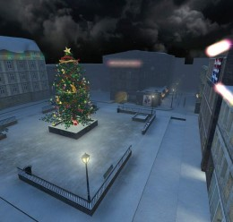 RP XMas Downtown (Beta 1) For Garry's Mod Image 1
