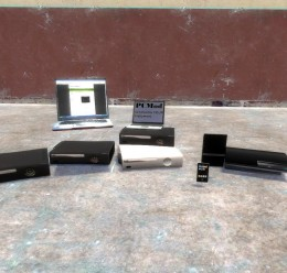 B_CANSIN's iPods and RT TVS EX For Garry's Mod Image 3