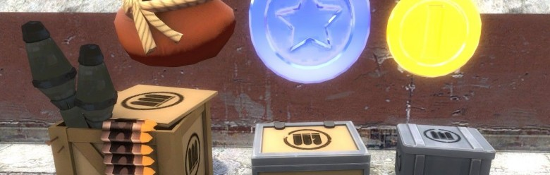 tf2_coin_ammo_boxes_hexed.zip For Garry's Mod Image 1