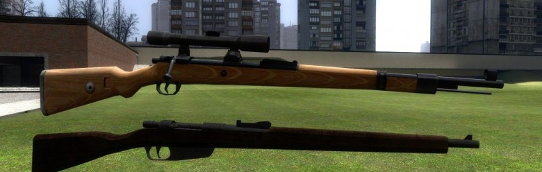dod_carcano_rifle_hexed.zip For Garry's Mod Image 1