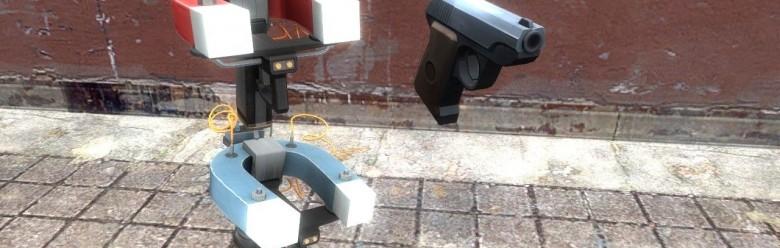 TF2 Magnet Gun hexed For Garry's Mod Image 1