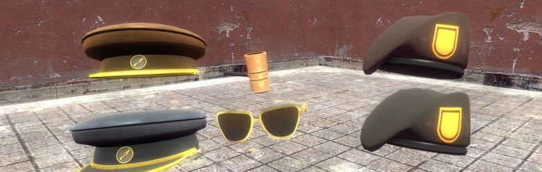 TF2 The Militant Millinery For Garry's Mod Image 1