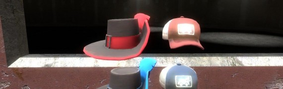 TF2 Charmer's Chapeau hexed