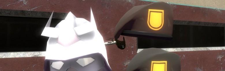 tf2_char_aznable's_helmet_hexe For Garry's Mod Image 1