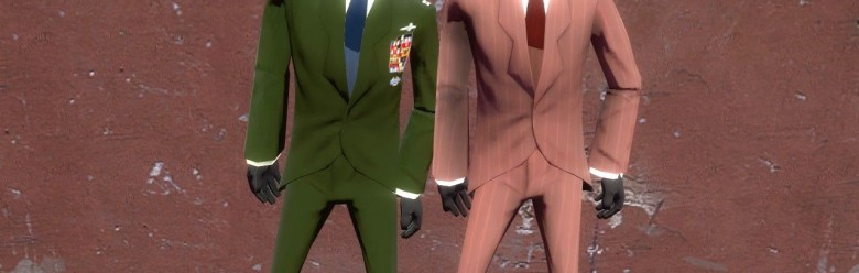 tf2_dress_uniform_spy_hexed.zi For Garry's Mod Image 1