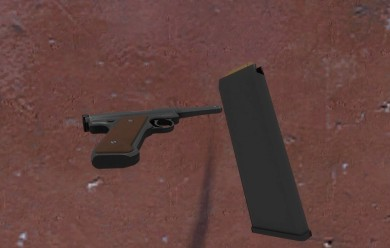 Ruger Pistol For Garry's Mod Image 2